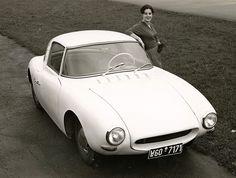 1955 DKW 3=6 Monza