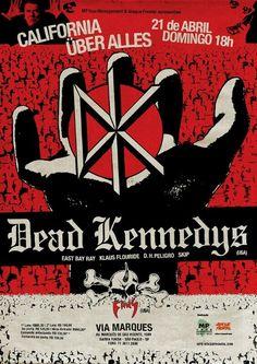 Dead Kennedys touring Brazil - April 2013 - http://www.deadkennedys.com