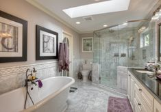 Traditional Bathroom Remodel in Seattle WA by Powell Homes & Renovations