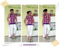 ✂ ♥ Hummelschn ♥ ✂ : ✂ ♥Sommertop by #allerlieblichst