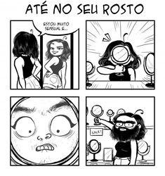 Curte aí >> Altair Fonseca Quadrinhos