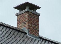 Custom Copper Chimney Caps Scott Morrow Slate Amp Tile