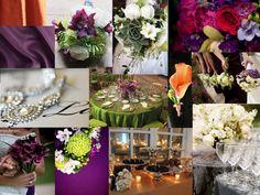 Elegant Wedding Fall Palette