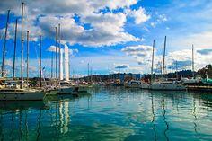 When to stay in Corfu ? #Corfu #Gouvia