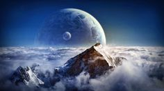 hd pics photos space planets clouds best desktop background