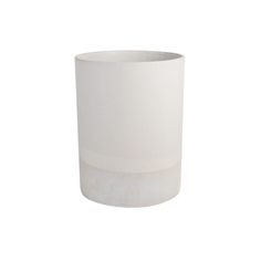 D&M - Frosting Planter - White - 23x30cm