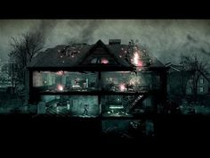 """Trailer """"This War of Mine"""" - Computerspiel über Zivilisten im Krieg, angelehnt an die Belagerung von Sarajevo"""