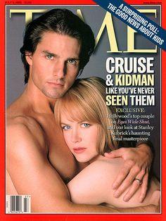 Nicole Kidman and Tom Cruise, 1999