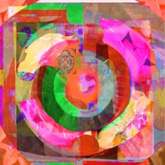 The Art of Mobility Abstract mandalas. 2015. Made in Bali.