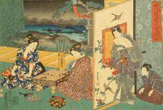 Estampe de Kunisada
