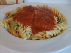 Best Meatless Spaghetti