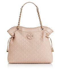Tory Burch - MARION QUILTED SLOUCHY TOTE