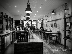 Una cafetería de #Melbourne!