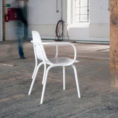 Great contemporary bentwood design: the Tram Armchair by Thomas Feichtner for TON