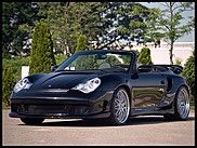 2004 Porsche 996 Cabriolet