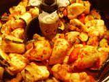 Poulet à la provençale Fries, Turkey, Healthy Eating, Chicken, Meat, Vegetables, Cooking, Food, Instant Pot