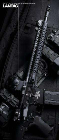 LANTAC Raven™ Rifles & Rifle Accessories. Find our speedloader now!  http://www.amazon.com/shops/raeind