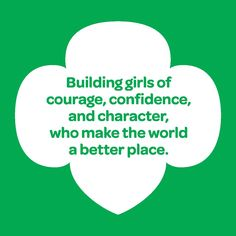 Google Image Result for https://www.girlscoutsksmo.org/Forms-Resources/brand-center/Logos%20%20Servicemarks/Girl%20Scout%20Mission%20White%20on%20Green.jpg