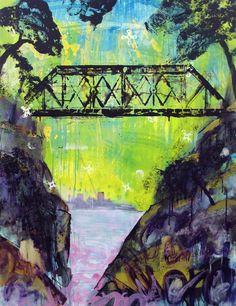 divided Wordpress, Painting, Art, City, Art Background, Painting Art, Kunst, Paintings, Performing Arts