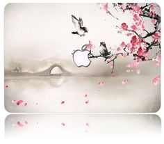 Cherry Blossom Doormat Entrance Mat Floor Mat Rug IndoorOutdoorFront DoorBathroom Mats Rubber Non Slip Size 236 x 157 inches -- Be sure to check out this awesome product. (This is an affiliate link) Macbook Pro Cover, Keyboard Cover, Macbook Air 11, Macbook Case, Funny Doormats, Retina Display, Cherry Blossom, Indoor Outdoor, Initials