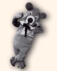 dancing bear from capt. kangaroo