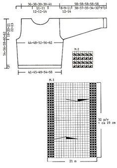 DROPS 80-6 - PALMIKKOPUSERO JA HUIVI - Free pattern by DROPS Design
