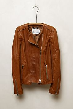 Sylvana Leather Moto Jacket #anthropologie