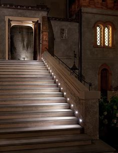Resort Borgo Dei Conti. Stair LightingExterior ...