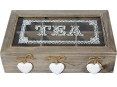 Wooden Home Storage Boxes Storage Boxes, Frame, Ebay, Home Decor, Cottage Decorating, Cottage Chic, Storage Crates, Picture Frame, Decoration Home