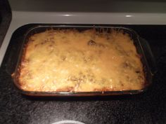 On life, love, and low carb living: Low Carb Taco Bake