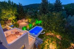 Villa Small Paradise || Located in Ialyssos Town, just 3 km from the beach, Villa Small Paradise offers accommodation with a private pool and hot tub in the garden.