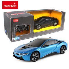 1:18 Elektrische RC Cars Machines Op De Afstandsbediening Radio Control Cars Speelgoed Voor Jongens Kinderen Kids Geschenken Flash Lichten I8 59200