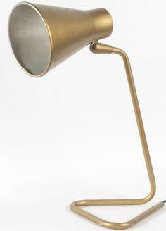 Bronze Desk Lamp by Koch & Lowy image 3