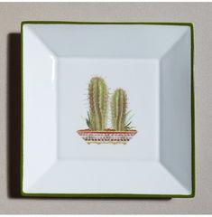 Vide-poches Cactus vert