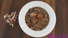 Slow Cooker Hurst's HamBeens Cajun 15 Bean Soup