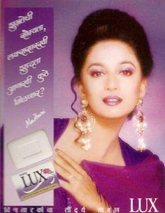 Madhuri Dixit actress of my time - 90's