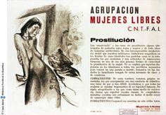 Prostitución :: Cartells del Pavelló de la República (Universitat de Barcelona)