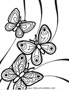 Nearly 1000 HandDrawn Coloring Pages Coloring Drawing
