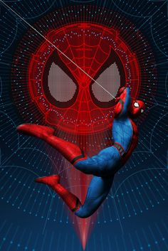 Spider-Man+-+Homecoming+Swing+by+John+Aslarona.png (667×1000)