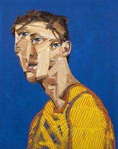 Paintings by Erik Olson