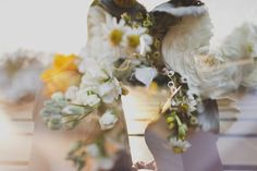 Eryn and Chad's 'Old Florida' Navy and Mustard Wedding by Stacy Paul Photography