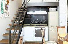Картинки по запросу мини кухня для студии