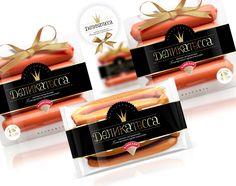 Delicatessa #packaging  I want a hot dog for lunch : ) PD. Prueba de que cualquier cosa sepuede ver elegante.