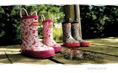 Chipmunks wellies....for precious little feet :) #Chipmunks #Wellingtons #Rainboots #Wellies #KidsFashion