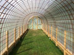Bygga ett Tunnelväxthus av Sofie Persson – PANKPRAKTIKAN