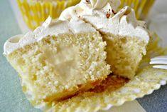 Coconut Cloud Cake - looks so good Cookie Desserts, Sweet Desserts, No Bake Desserts, Sweet Recipes, Yummy Recipes, Food Cakes, Big Cakes, Cupcake Recipes, Cupcake Cakes