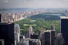 Cityscapes new york city central park photo