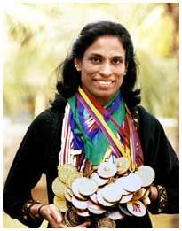 Usha Queen of Indian Track and Field Happy Woman Day, Happy Women, P T Usha, National Sports Day, Indian Celebrities, Golden Girls, Track And Field, Female Athletes, Sport Girl