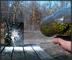 Soda Bottle Airsoft Gun