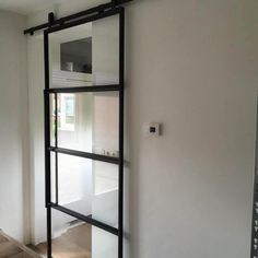 Modern Glass Sliding Door Designs Ideas for Your Bathroom – Decor Home Style At Home, Sliding Door Design, Glass Barn Doors, Sliding Glass Doors, Internal Sliding Doors, Bathroom Doors, Interior Barn Doors, Windows And Doors, Home Fashion